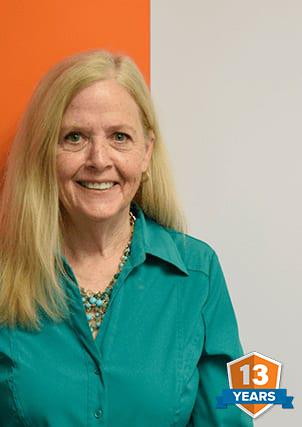 Pam Weber, 13 Years with ROAR! Internet Marketing