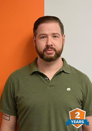 Michael Dillon, 2 Years with ROAR! Internet Marketing