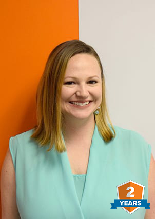 Lauryn Garriss, 2 Years with ROAR! Internet Marketing