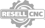 Resell CNC logo