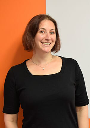 Madeline Gilbert, Web Operations Manager